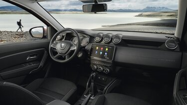 Den nye Dacia Duster SUV