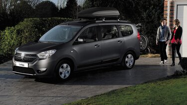 Dacia Lodgy - Accessori