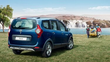 Dacia Lodgy - Afmetingen en specificaties