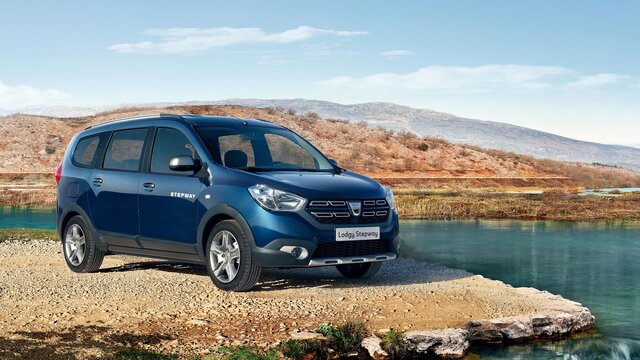 Dacia LODGY – Цени и версии