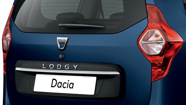 Lodgy - Rear lights