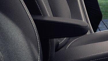 Dacia Lodgy – Armlehne am Fahrersitz