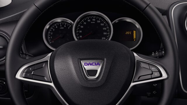 Lodgy - Cruise control-Speed limiter