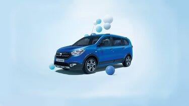 Dacia Lodgy 15<sup>th </sup>Celebration évfordulós limitált széria