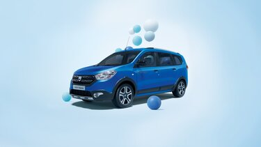 Dacia Lodgy Stepway Serie Limitée 15th Anniversary