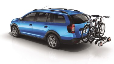 Logan MCV Stepway - Accessories
