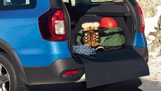 Logan MCV Stepway - Boot protection