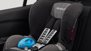 Logan MCV Stepway - Duoplus Isofix child seat