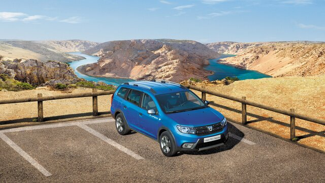 Logan MCV Stepway - Break