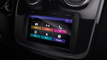 Logan MCV Stepway - Media Nav Evolution