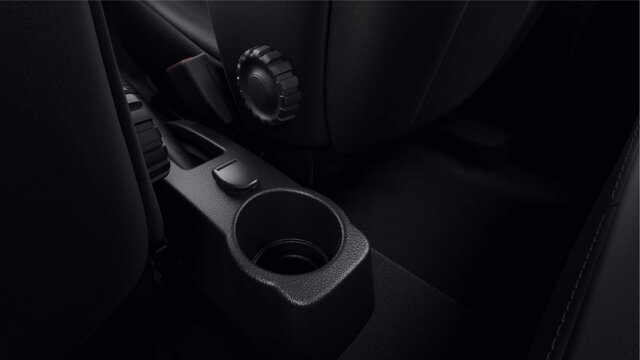 Logan MCV Stepway - rear socket