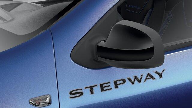 Design extérieur de Dacia Logan MCV Stepway Celebration