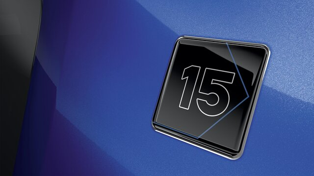 Dacia Logan MCV Stepway Serie Limitée 15th Anniversary - Exterieur design