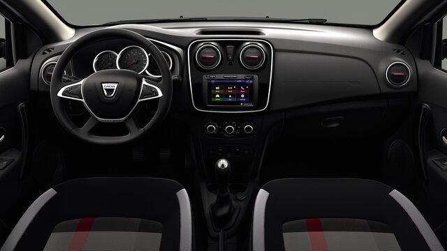 Dacia Logan MCV Stepway Techroad - Widok wnętrza samochodu