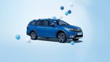 Dacia Logan MCV Stepway 15th anniversary design