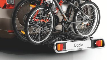 Logan MCV - Porte vélos