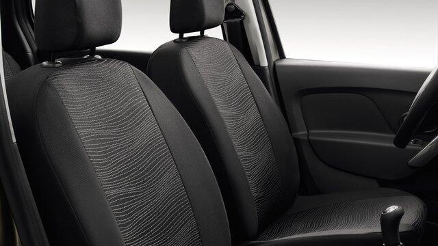 Logan MCV seat covers