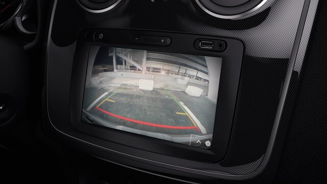 Logan MCV - Reversing camera
