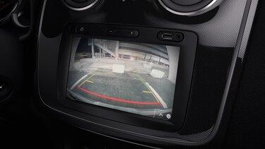 Dacia Logan MCV Stepway - zadní parkovací kamera