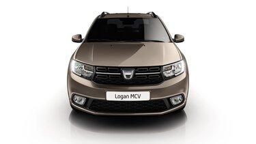 Vnější vzhled vozu Logan MCV