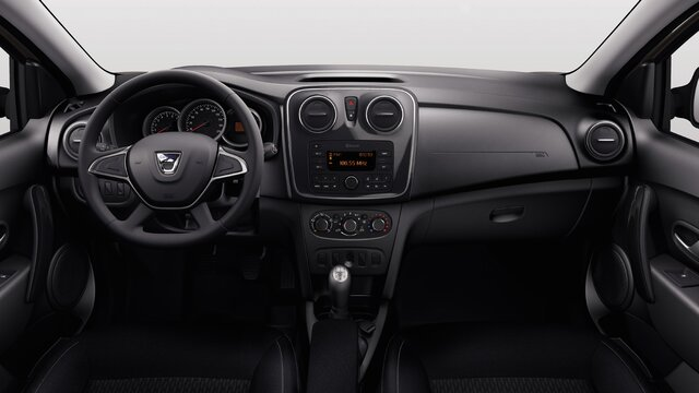 Dacia Logan Cockpit