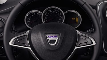 Logan MCV - Cruise control-speed limiter