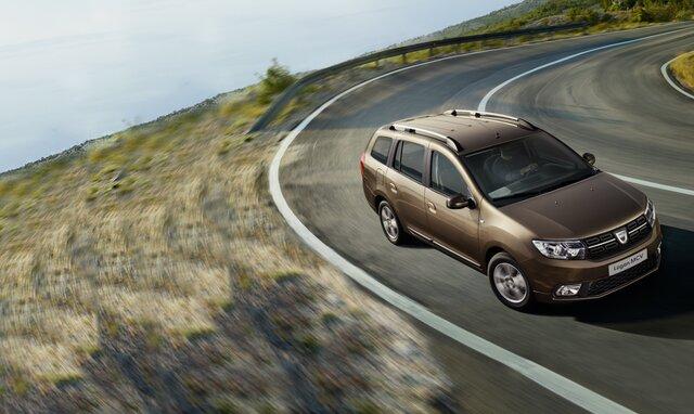 Dacia logan mcv freinage