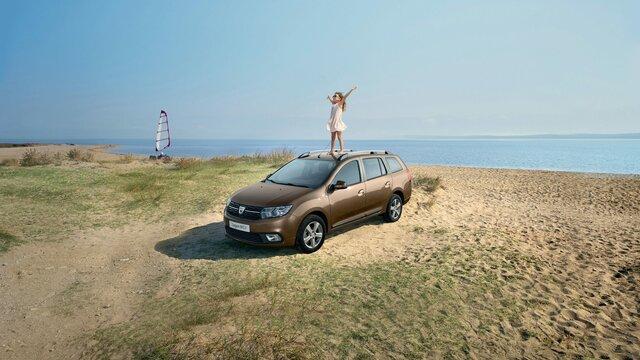 Dacia Logan MCV - Motori