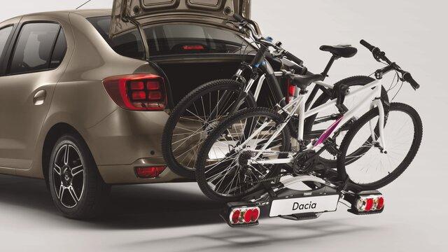 Nosič na bicykle pre Dacia Logan