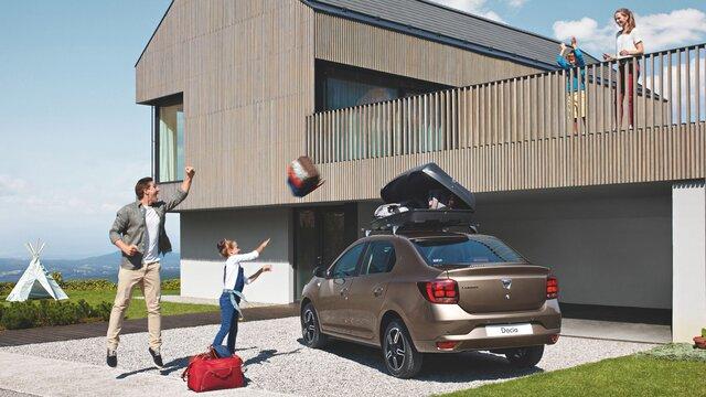 Dacia Logan - Accessoires