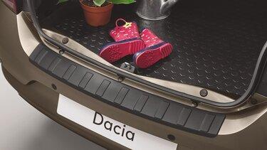 seuil de coffre Dacia Logan