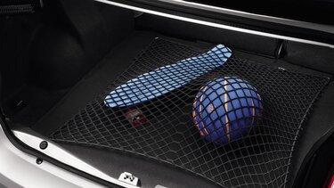 Мрежа за багажник на Dacia LOGAN