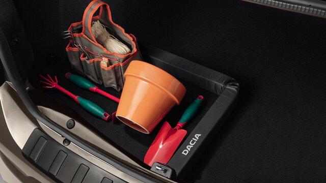 Органайзер за багажник на Dacia LOGAN