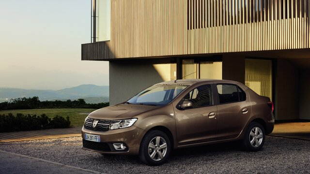 Dacia Logan - Veículo familiar