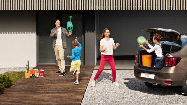 Logan – družinska limuzina