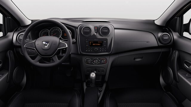Logan - Dacia Plug&Radio