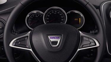 Logan - Regulator-ogranicznik prędkości