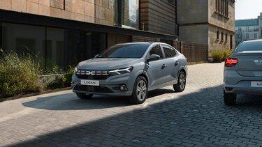 Dacia Logan ECO-G - exterior