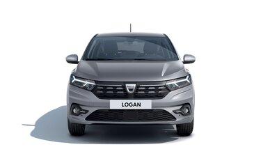Új Dacia Logan családi szedán szemből
