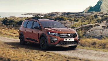 Dacia Jogger Reveal