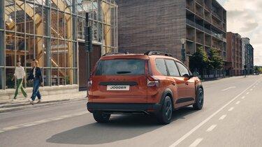 Новата Dacia RJI – регистрация при пускане