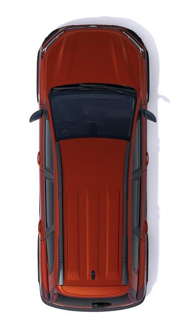 Der neue Dacia Jogger Außenansicht