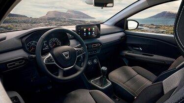 Der neue Dacia Jogger Innenraum - Armaturenbrett