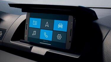 Der neue Dacia Jogger Media Control Multimediasystem