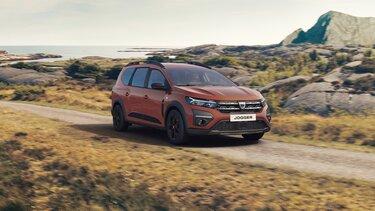 Nový model Dacia RJI