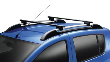 Sandero Stepway - Roof bars