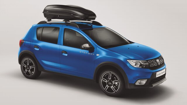 Sandero Stepway – Dachbox