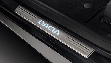 Sandero Stepway - illuminated door sills
