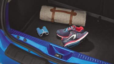 Sandero Stepway - Caixa de bagageira