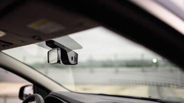 Sandero Stepway - Caixa negra vídeo integrada